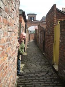 Neville MacKay on Coronation Street 2011