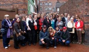 Coronation Travel Group October 2012 on Coronation Street